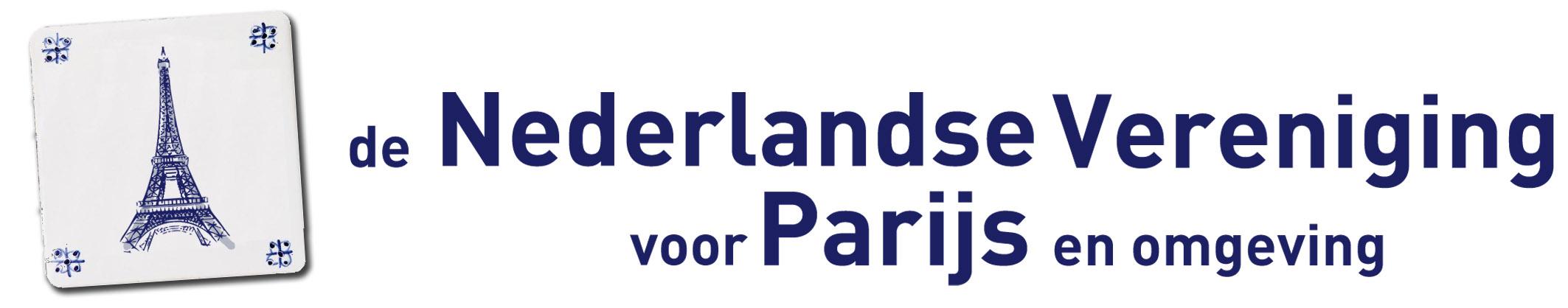 De Nederlandse Vereniging voor Parijs en omgeving/Union Néerlandaise pour Paris et ses environs